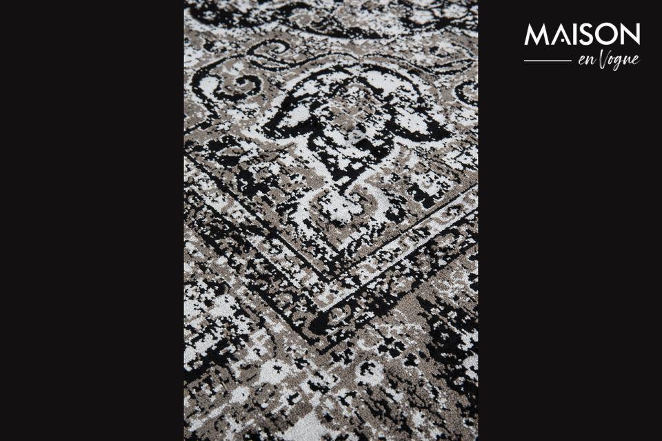 Tapis Chi Noir 160X230 - 11