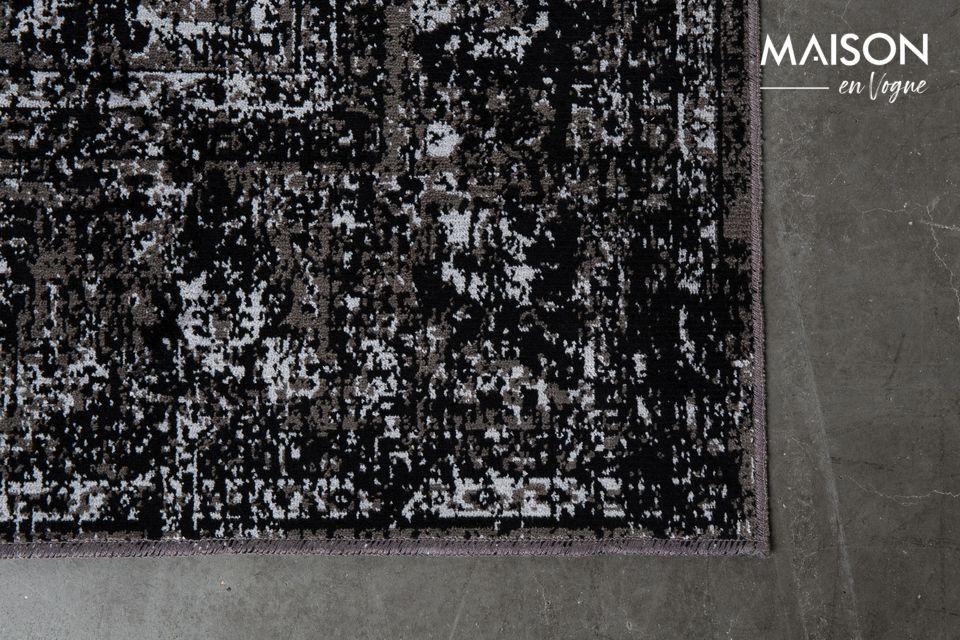 Tapis Chi Noir 160X230 - 12