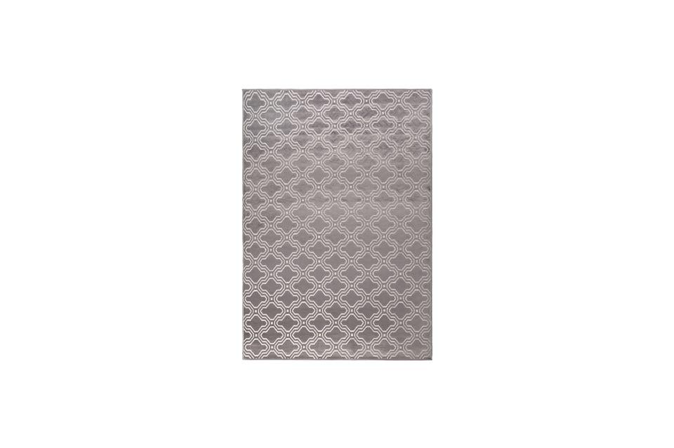 Tapis Feike 160X230 Gris White Label