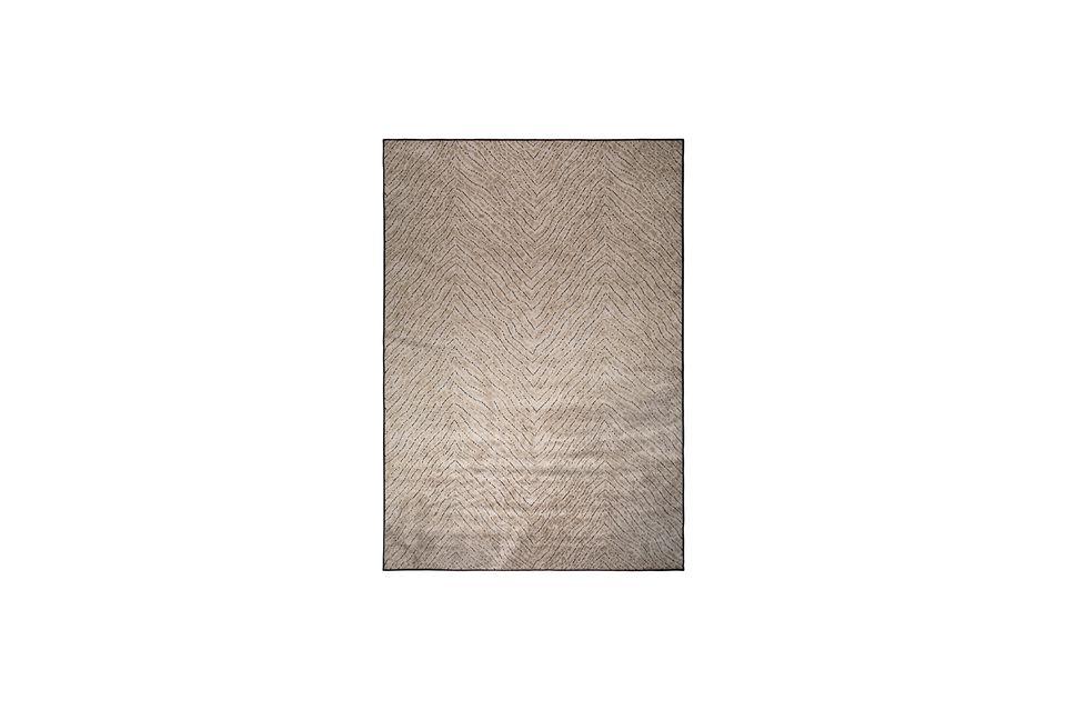 Tapis Freek 170X240 Marron White Label