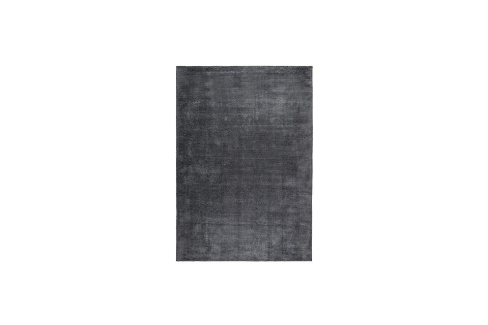 Tapis Frish 170X240 Gris Ardoise White Label