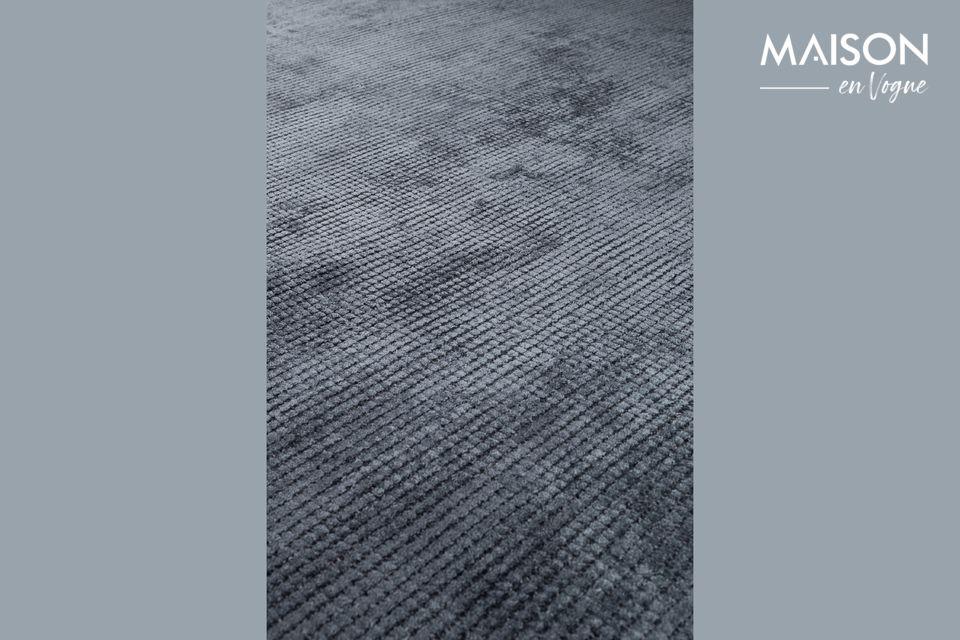 Le tapis Frish de White label Design est à la fois sobre et élégant