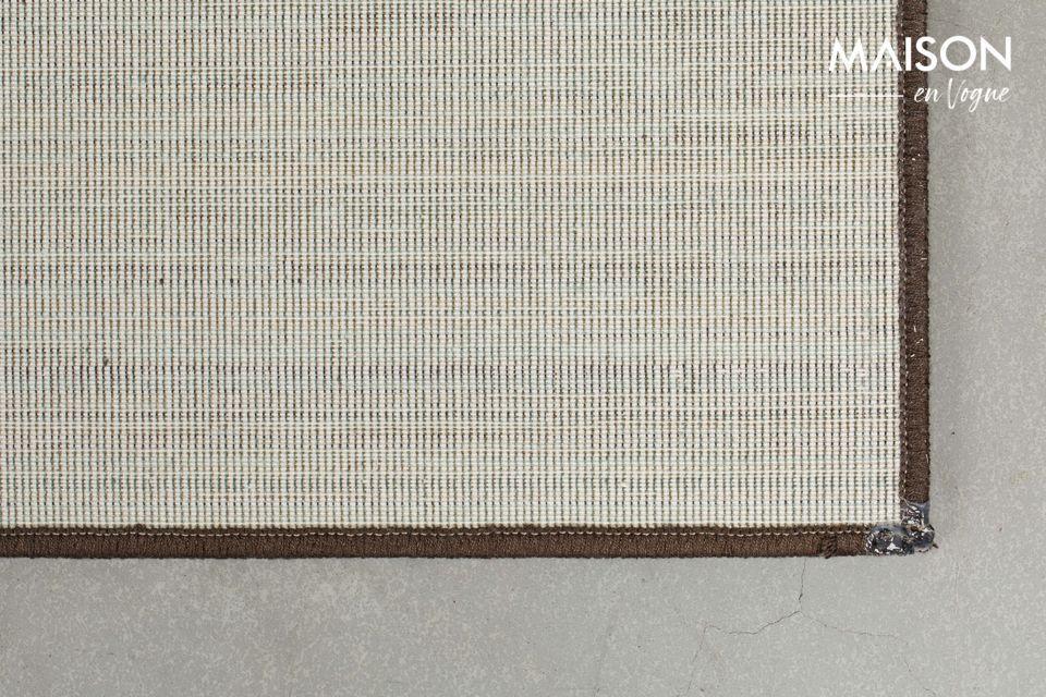 Un tapis intriguant au look novateur
