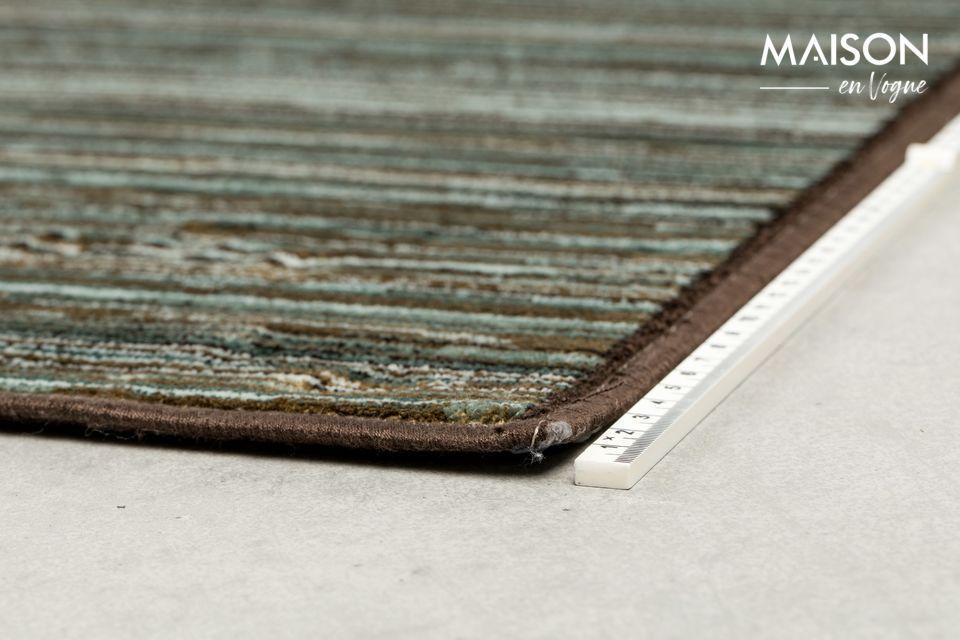 Audacieux et insolite, le tapis Keklapis doit son nom à ses inspirations culturelles