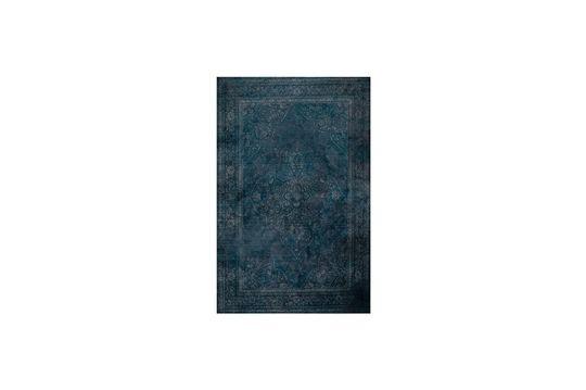 Tapis Rugged bleu