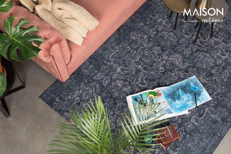 Un tapis de qualité qui allie confort d'utilisation et ornement de votre pièce