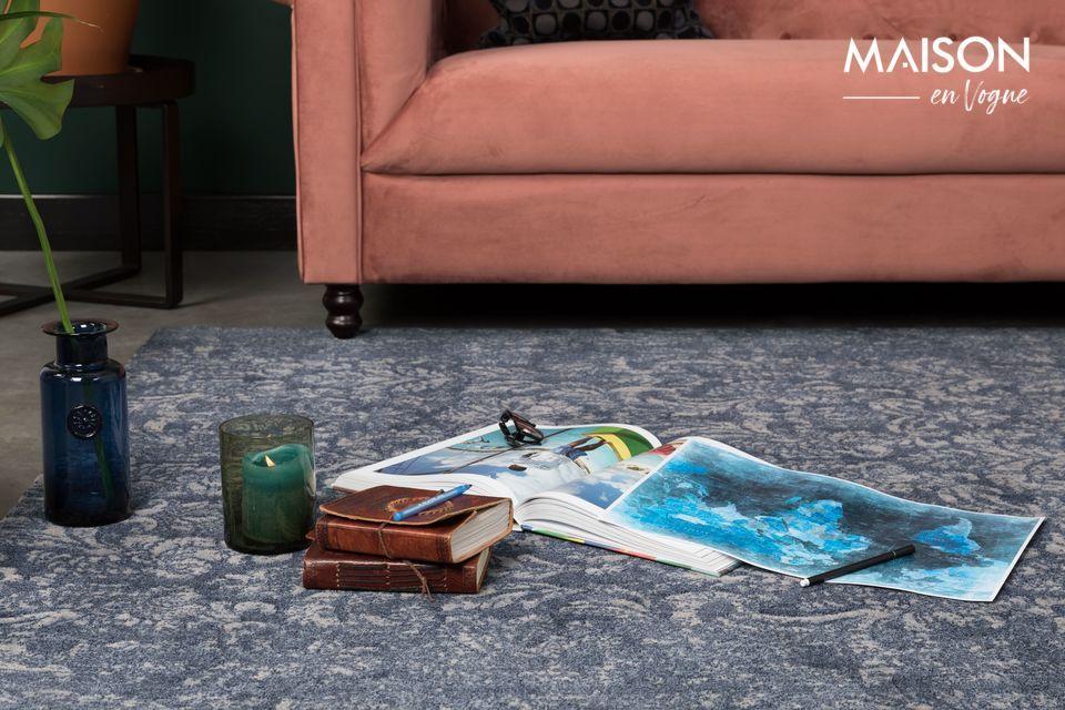 Son design épuré et sa couleur classique lui permettent de s\'adapter à n\'importe quelle pièce