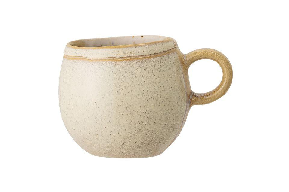 Une tasse à l'ancienne pour votre intérieur