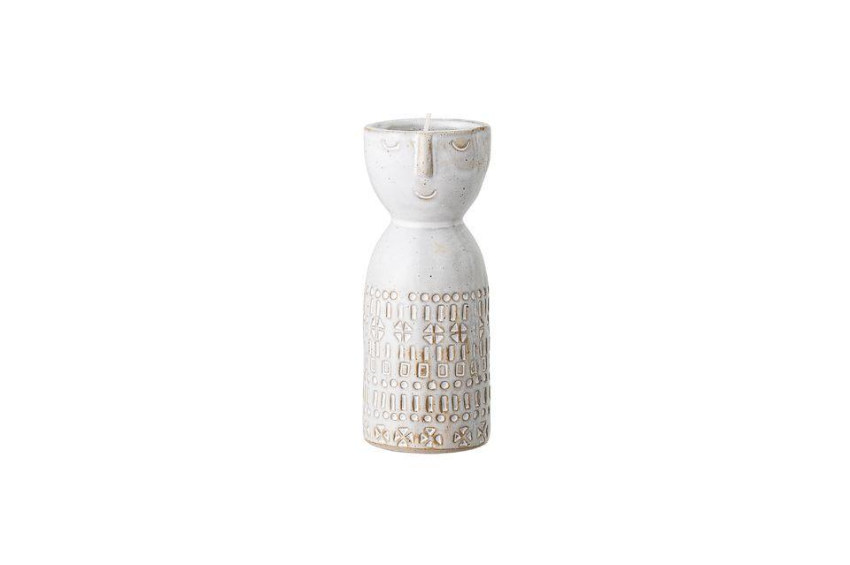 Vase Aignan en grès Bloomingville