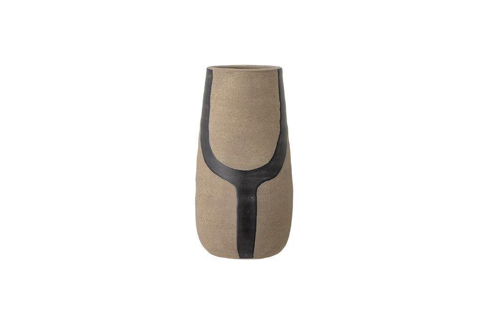 Un vase naturel, minimaliste et épuré