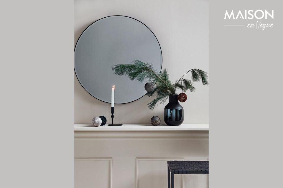 Un vase élégant et décoratif