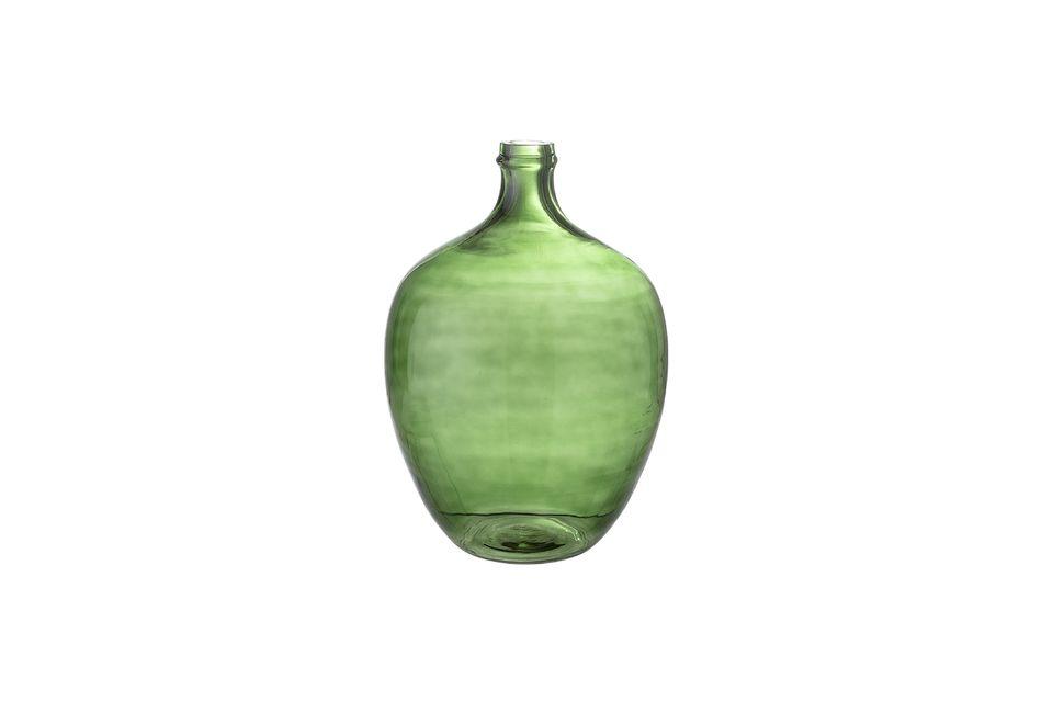 Vase Lacoste vert Bloomingville