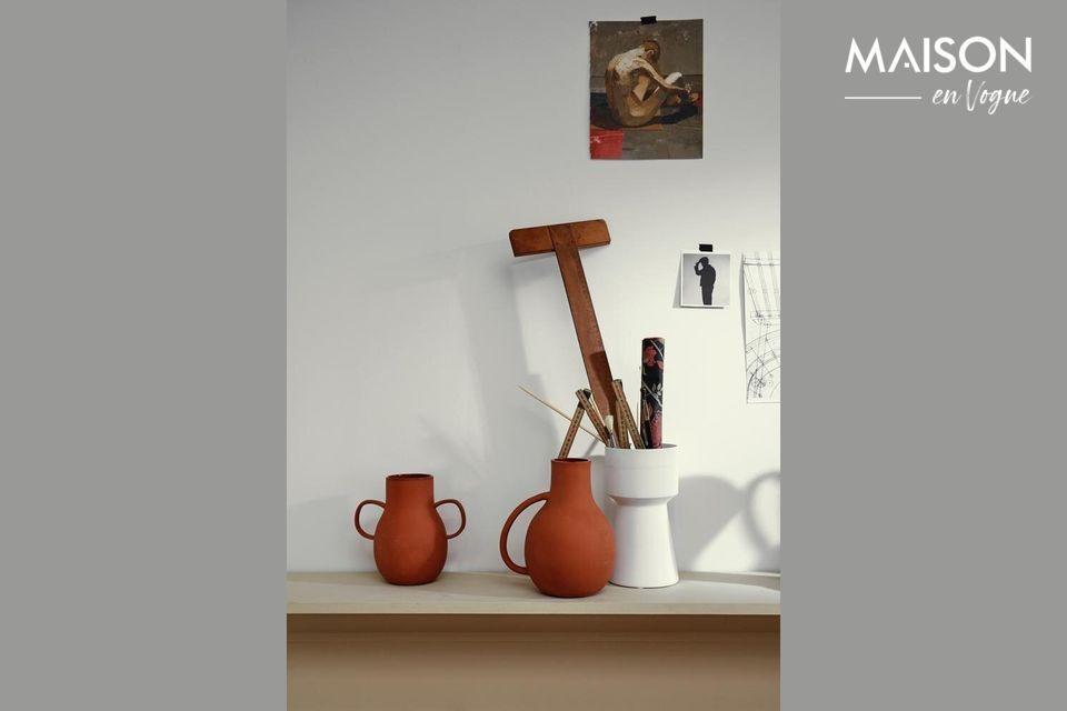 Un vase original et esthétique pour l'intérieur