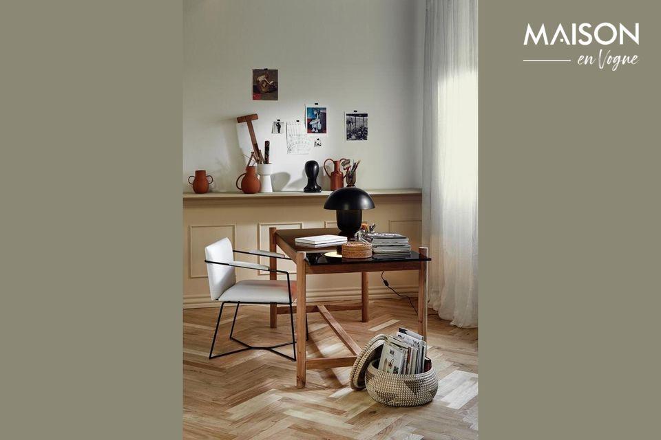 Décorez votre salon avec style grâce au vase Promise en terre cuite