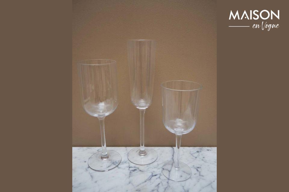 Le verre à vin blanc Victoria, classique et indémodable